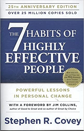 The 7 Habits of Highly Effective People- Powerful Lessons in Personal Change MinorityBZHub
